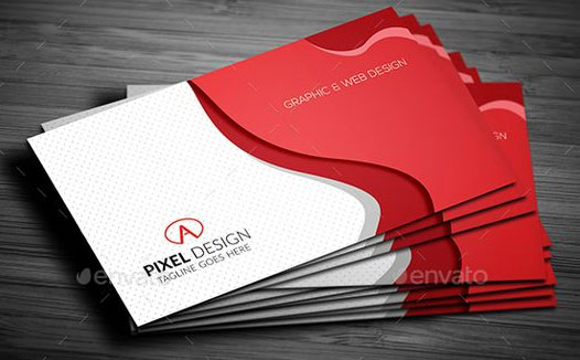 business cards design idea