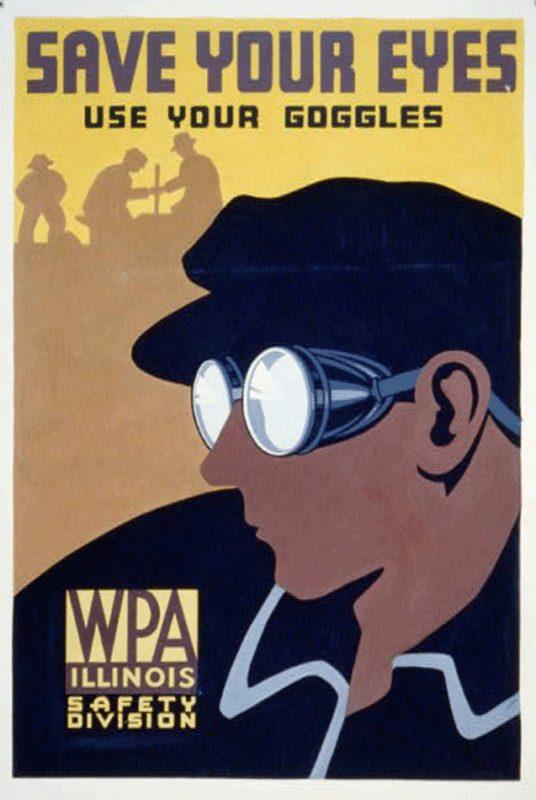 constructivist poster design worker