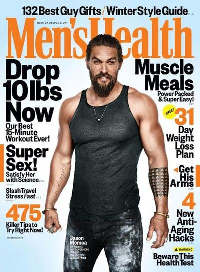 mens health magazine headlines