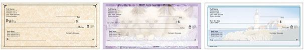 personal checks vistaprint