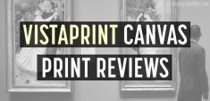vistaprint canvas reviews