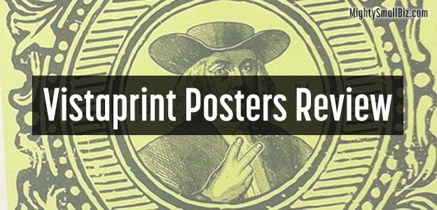 Vistaprint posters heres my review my poster coupon 25 off reheart Image collections